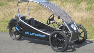 Download EV trike plans £20 by Stuart Mills Video