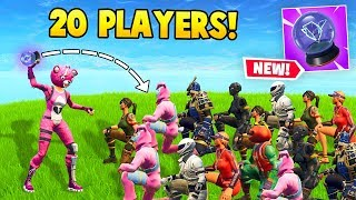 Download 1 RIFT-TO-GO vs 20 PLAYERS! (Fortnite FAILS & WINS #16) Video