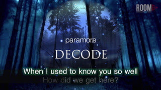 Download Paramore: Decode (Karaoke Version) Video