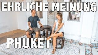 Download Phuket • Unsere ehrliche Meinung • Phuket Old Town • Weltreise | VLOG #316 Video