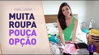 Download DICAS PRA ECONOMIZAR NA HORA DE COMPRAR ROUPA | Primeiro episódio completo | DETOX DO GUARDA-ROUPA Video