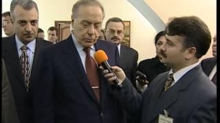 Download AZERBAYCAN DEVLET BAŞKANI HAYDAR ALİYEV, SEYFULLAH TÜRKSOY'A KONUŞTU Video
