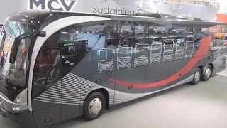 Download Mercedes-Benz MCV 600 Bus Exterior and Interior Video