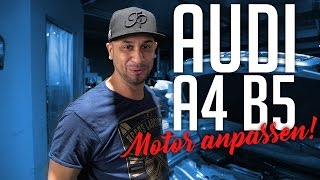 Download JP Performance - Audi A4 B5 | Motor anpassen! Video