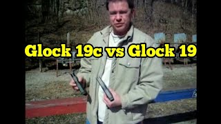 Download Glock 19c vs Glock 19 Video