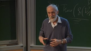 Download Alain Connes - Entropy and the spectral action Video