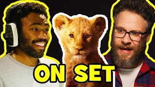 Download Behind The Scenes on THE LION KING - Voice Cast Songs, Clips & Bloopers Video