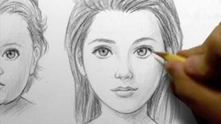 Download How to Draw Babies, Teens, & Adults [FEMALE] Video