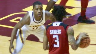 Download Corey Sanders Vs. Isaiah Washington - Rutgers Vs. Minnesota Highlights Video