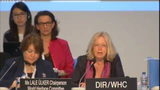 Download 40th World Heritage Committee, Sunday 17 July, 9h30-13h Video