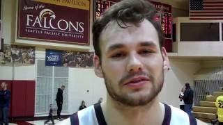 Download SPU MEN'S BASKETBALL: Coleman Wooten (Nov. 11, 2016) Video