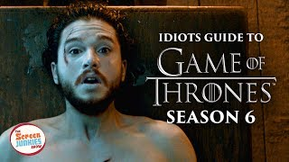 Download Idiot's Guide to Game of Thrones Season 6 Video