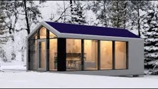 Download 3D Printed House In Less Than 8 Hours For 32,000$ - The House Of The Future Video