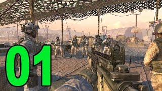 Download Modern Warfare 2 - Part 1 - The Pit (Let's Play / Walkthrough / Playthrough) Video