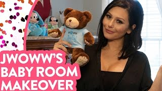 "Download Jenni ""JWOWW"" Baby Room Makeover Part 3 Video"
