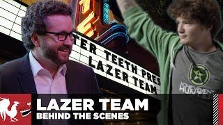 Download Behind the Scenes: Lazer Team - Episode 6 | Rooster Teeth Video