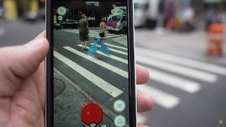 Download See The Dangers Of The 'Pokemon Go' Game Everyone Is Obsessed With Video