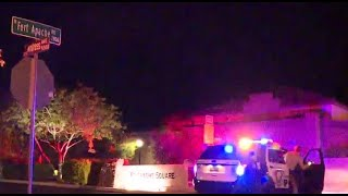 Download Man dead in apparent road rage shooting in northwest Las Vegas Video