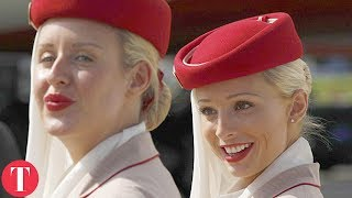 Download 10 STRANGE Requirements To Work As A Flight Attendant Video