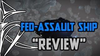 Download Federal Assault ship ″review″ [Elite Dangerous] Video