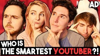 Download Who's The Smartest YouTuber in the World?! Video