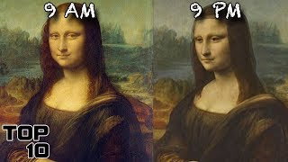 Download Top 10 Scary Paintings That Moved Video