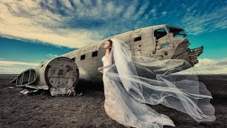 Download Wedding Portraits Amongst Waterfalls and Plane Wrecks Video
