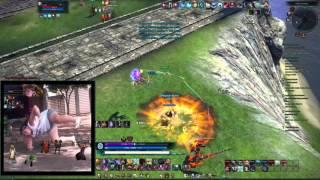 Download Tera Online Gunner PvP Video