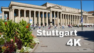 Download 4K Stuttgart Timelapse - Tour Video