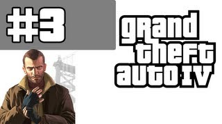 Download Grand Theft Auto 4 Walkthrough / Gameplay with Commentary Part 3 - Easily Impressed Video