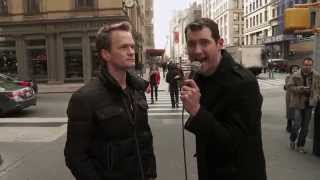 Download Neil Patrick Harris and Billy Eichner Ambush New Yorkers! Video