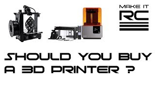Download RC Talk: Is a 3D printer worth the invesment for the average RC enthusist? Video