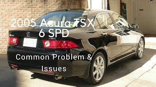 Download 2005 Acura TSX 6-Spd 190,000 Miles Problems & Issues | Should I Sell My Car? Video