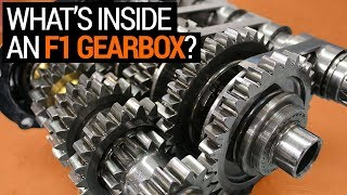 Download What's Inside an F1 Gearbox (& How it Works) Video