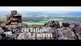 Download Filming in Finnish Lapland 2013 Video