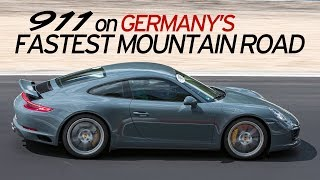 Download Porsche 911 4S Reviewed on Germany's Best Road - Everyday Driver Europe Video