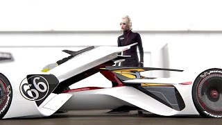 Download 2014 Chevrolet Chaparral 2X VGT is Mind-Blowing Future Racer Concept Video