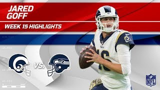 Download Jared Goff Highlights   Rams vs. Seahawks   NFL Wk 15 Player Highlights Video