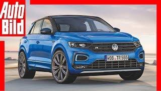 Download Zukunftsaussicht: VW T-Roc R (2019) Details / Erklärung Video