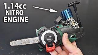 Download Micro Nitro Chainsaw | Part 1 | Engine & Clutch Video