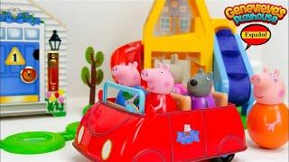 Download Aprende los Colores con Peppa Pig Weebles y Casa de Muñecas Video