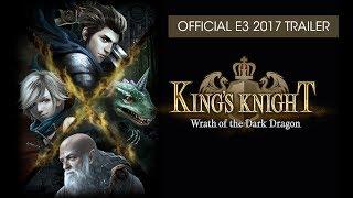 Download King's Knight - Wrath of the Dark Dragon E3 2017 Trailer Video