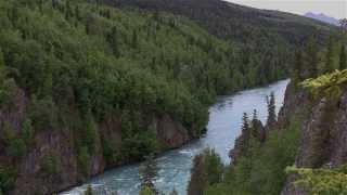 Download Alaska wilderness twilight sounds that make you want to get home Video