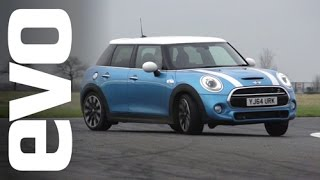 Download Mini Cooper S 5-door | evo REVIEWS Video