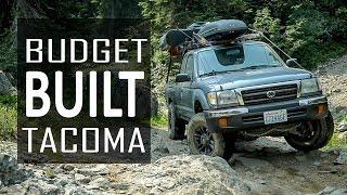 Download Budget Built Overland Tacoma Rig Walk Around! Video