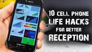 Download 10 Cell Phone Life Hacks, For Better Reception Video
