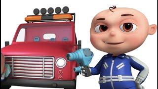 Download Zool Babies Helping Ambulance As Mechanics | Cartoons | Zool Babies Series | Videogyan Kids Shows Video