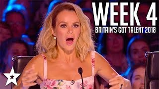 Download Britain's Got Talent 2018 | WEEK 4 | Auditions | Got Talent Global Video