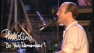 Download Phil Collins - Do You Remember Video