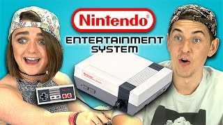 Download TEENS REACT TO NINTENDO (NES) Video